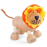 Anamalz Lion - wooden animal figure toy