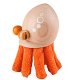 Anamalz octopus - wooden ocean anaimal toy - designed in Australia