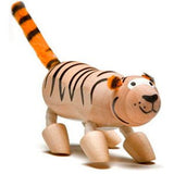 Anamalz Tiger - wooden animal toy