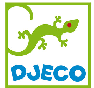Djeco toys logo - Send A Toy