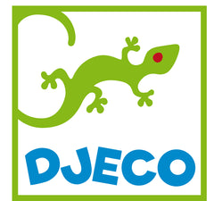 Djeco collection of toys, craft, games and decor products at Send A Toy