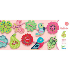 Fila Birty Lacing Bead Set for developing fine motor skills