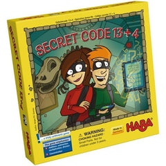 Haba - Secret Code Game