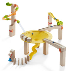 Haba Spiral Ball Track Construction Set