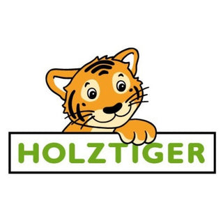Holztiger wooden animal figures, made in Europe.