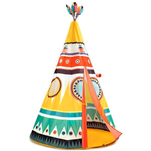 Child's pop-up Teepee play tent
