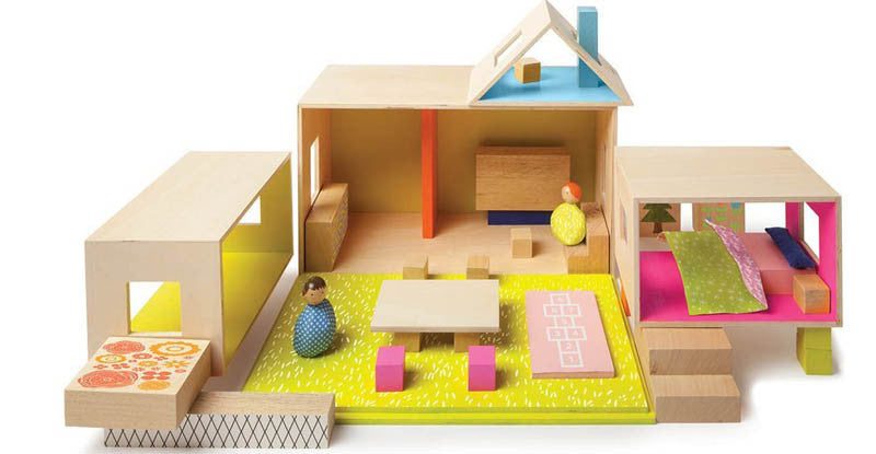 Mio East Sleep Work open-ended play construction kit