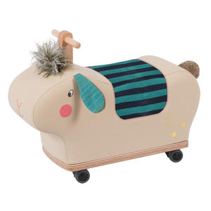Moulin Roty Sheep ride-on toy