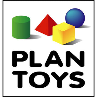 Plan Toys - quality wooden environmentally friendly toys for sustainable play.