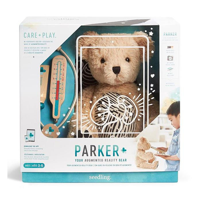 Parker Reality Bear by Seedling