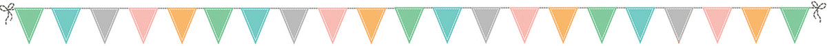 Bunting flags - Send A Toy