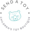 Send A Toy -children's online toy boutique logo