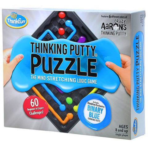 Thinking Putty Puzzle - the mind-stretching logic game