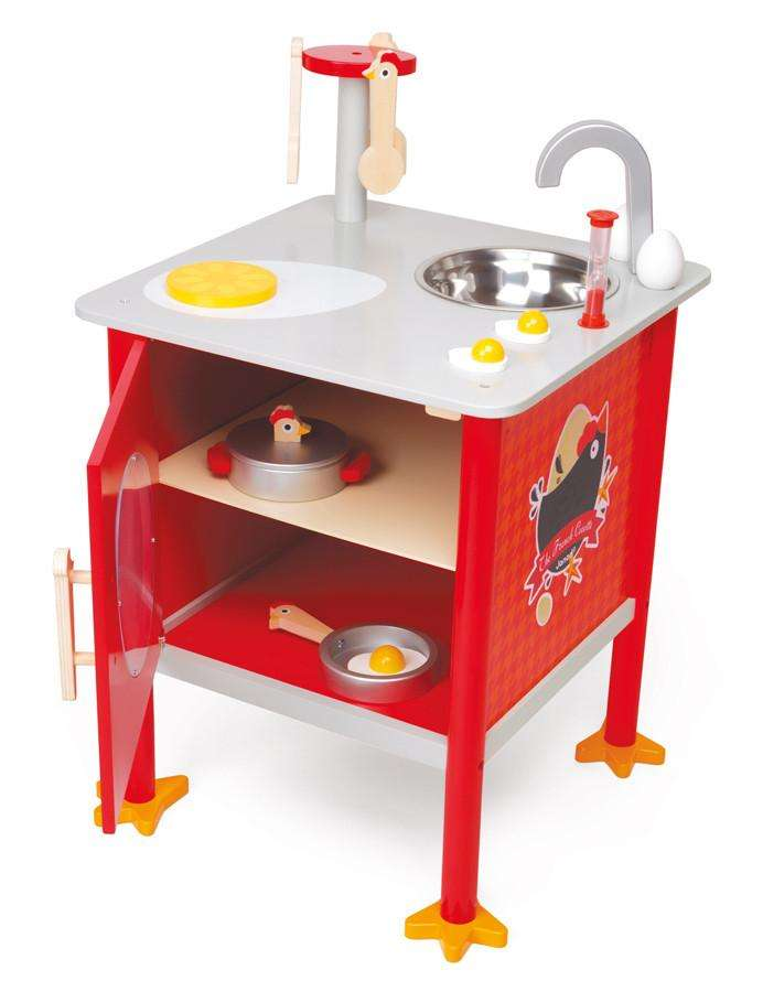 Cocotte Cooker Set (Janod) - Send A Toy