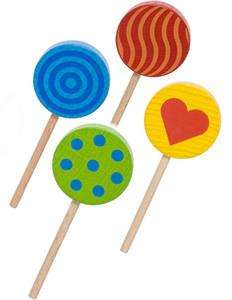 Haba Wooden Play-food -  Lollypops - Send A Toy