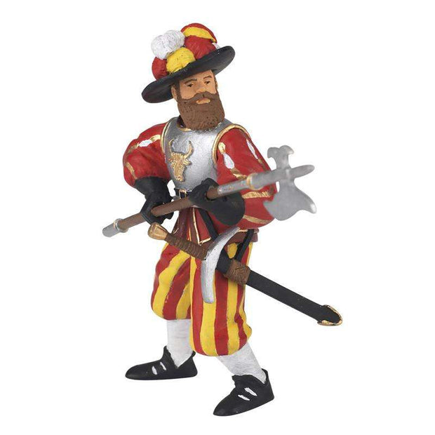 Papo - Swiss Guard Red 39396 - Send A Toy