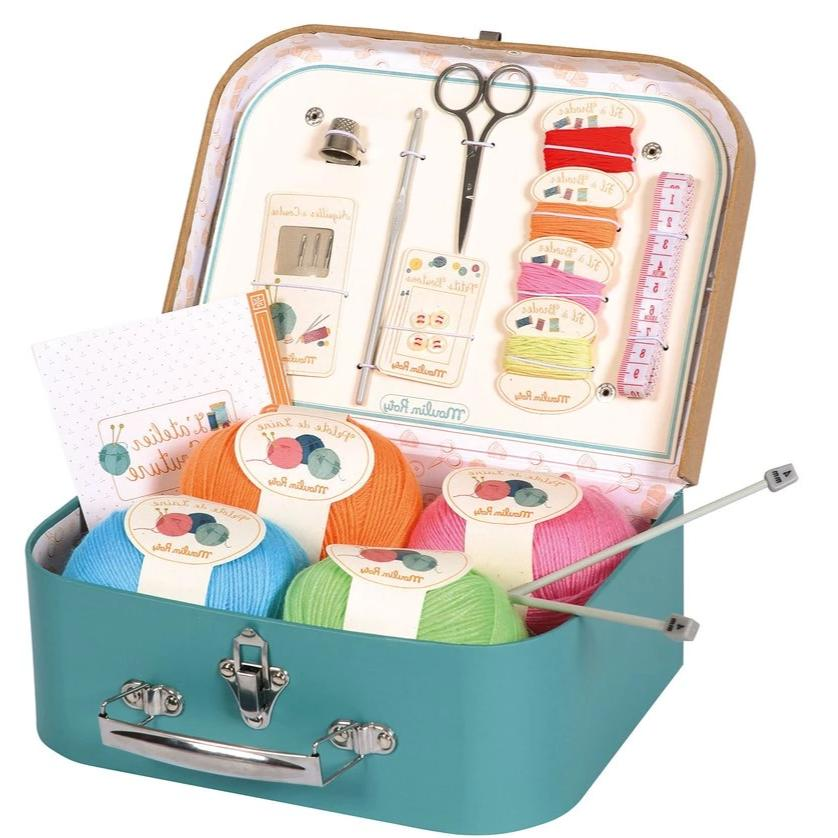 Jouets Knitting & Sewing Kit