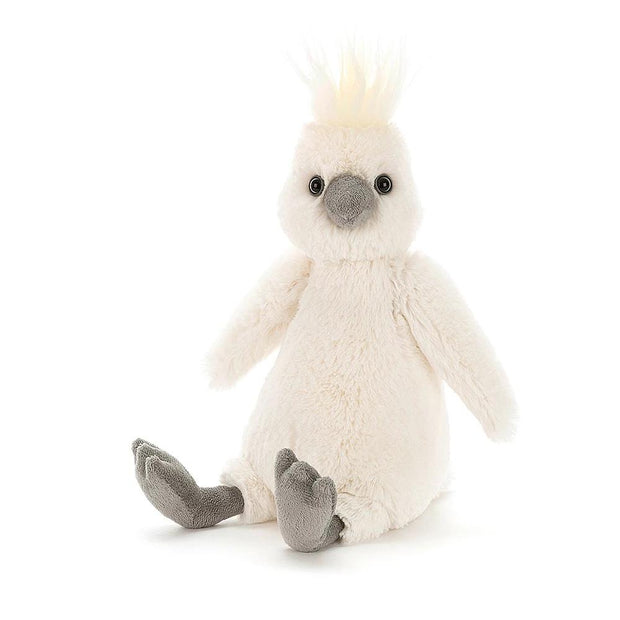 Cockatoo soft toy by Jellycat
