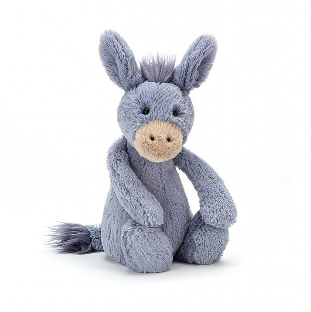 Donkey soft toy by Jellycat
