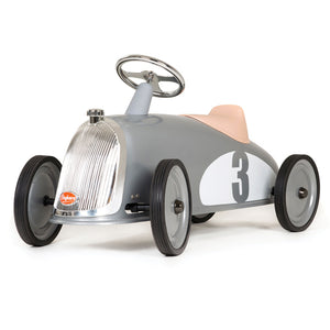 Baghera Rider Silver - Ride-On Toy
