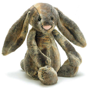 Cottontail Bashful Bunny (Medium) - Send A Toy