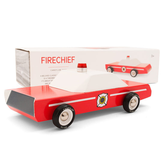 Firechief by Candylab Toys