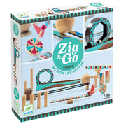 Zig and Go Action Reaction Set - 28 pcs - retail box