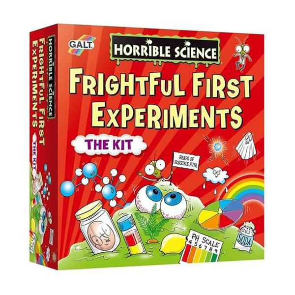 Frightful First Experiments Kit