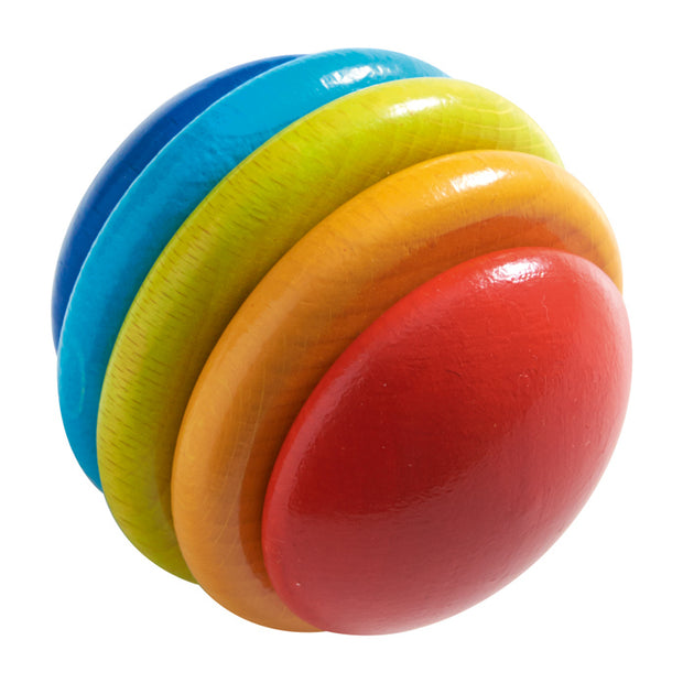 Rainbow Ball Pegging Game- assembled - Haba