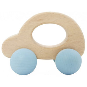 Hess Natural Rolli Car - Blue