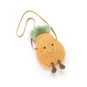 Amuseable Pineapple Bag
