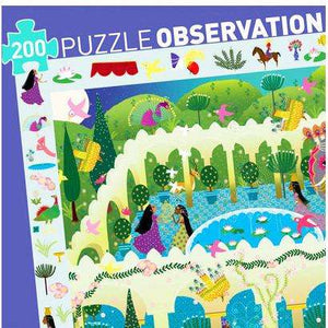 Observation Puzzle - Arabian Nights - DJ7456