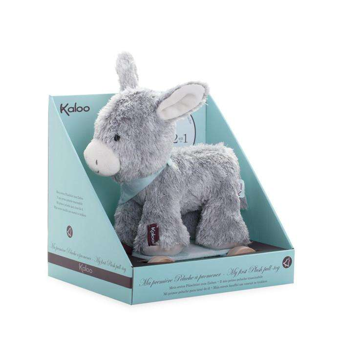 Kaloo Pull-Along Donkey - Send A Toy