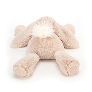 Jellycat smudge rabbit - rear