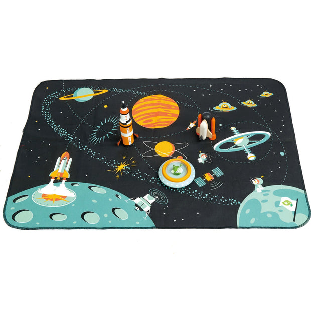Space Adventure Play Mat