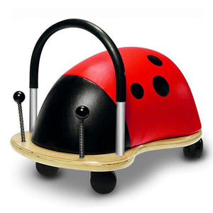 Wheelybug Ladybug Ride on - Large - Send A Toy