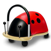 Ladybug shaped toddler ride-on Wheely Bug toy - Send A Toy