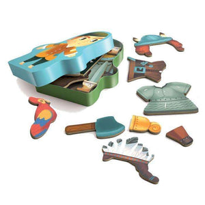 Aventuro Magnetic Game - Send A Toy