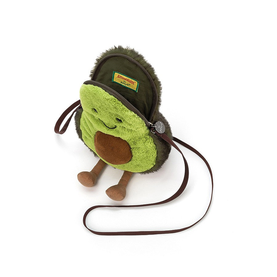 Amuseable Avocado Bag by Jellycat