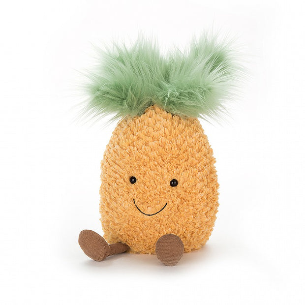 Amuseable Pineapple by Jellycat - front