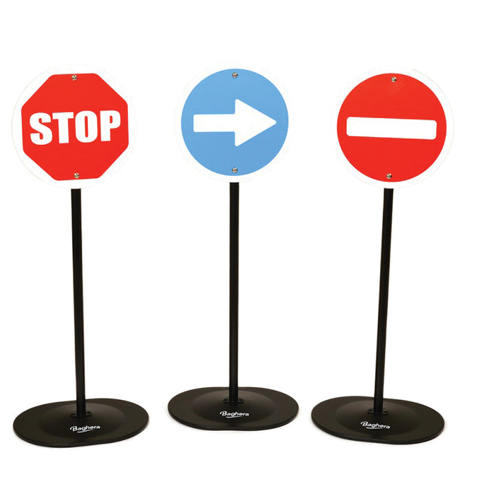 Traffic Sign Set - Baghera