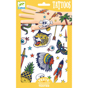 Temporary Tattoos - Bang Bang