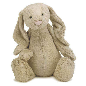 Jellycat Bashful Bunny Beige (Huge) - Send A Toy