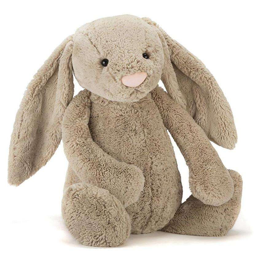 Jellycat Bashful Bunny Beige (Really Huge) - Send A Toy