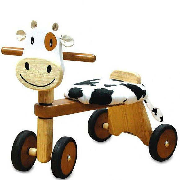 Calfie Wooden Ride-on Toy - Send A Toy