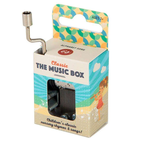 Classic Children's Music Box - Send A Toy