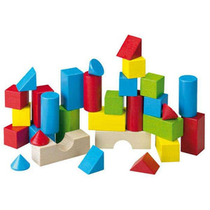 Coloured Building Blocks (Haba Germany) - Send A Toy
