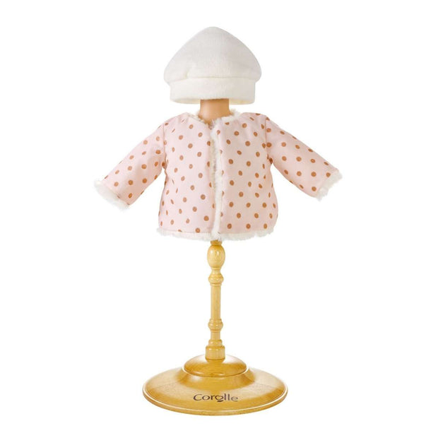 Corolle Snow Treasure Coat - Reversible (30cm Dolls) - Send A Toy