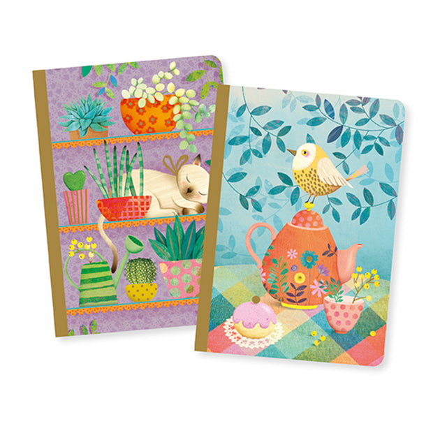 Marie Set of 2 Little Notebooks