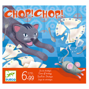 Chop! Chop! Tactical Game